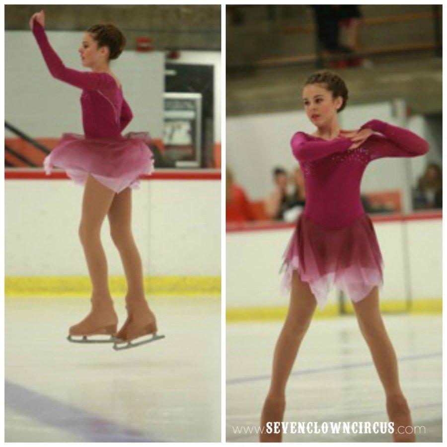 Alexandra skating