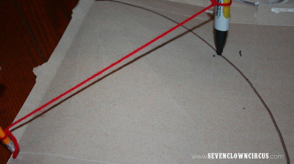 Make paper cone