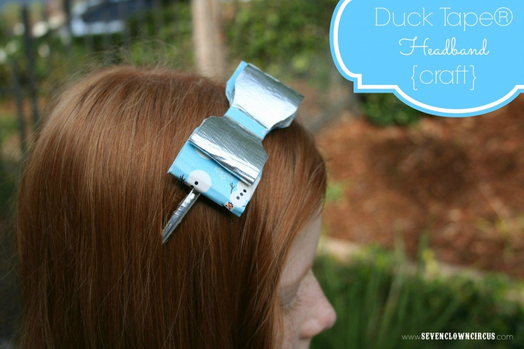 duck tape crafta