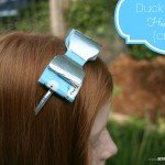Duck Tape® Headband Craft {how-to}