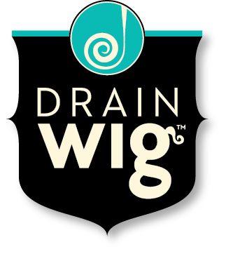DrainWig Shield logo
