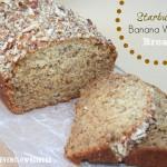 Starbucks Banana Walnut Bread {recipe}