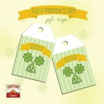 FREE St. Patrick's Day Tag {printable}