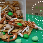 St. Patrick's Day Chex Mix {recipe}