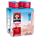 Saving Time in the AM with Quaker® Shakes