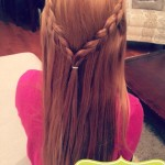 dutch princess braid
