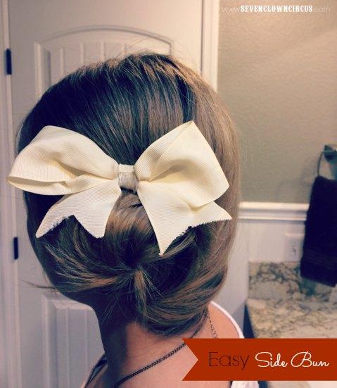 easy side bun