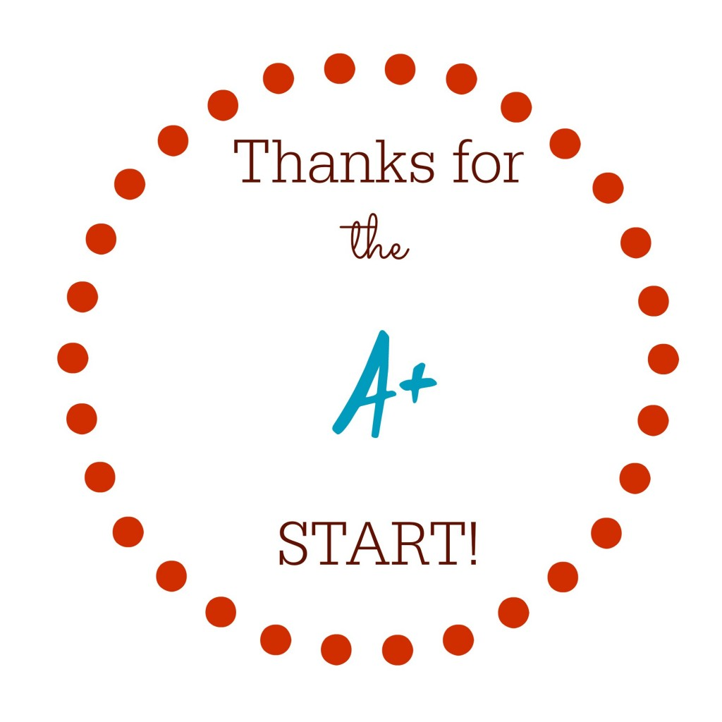 A+start