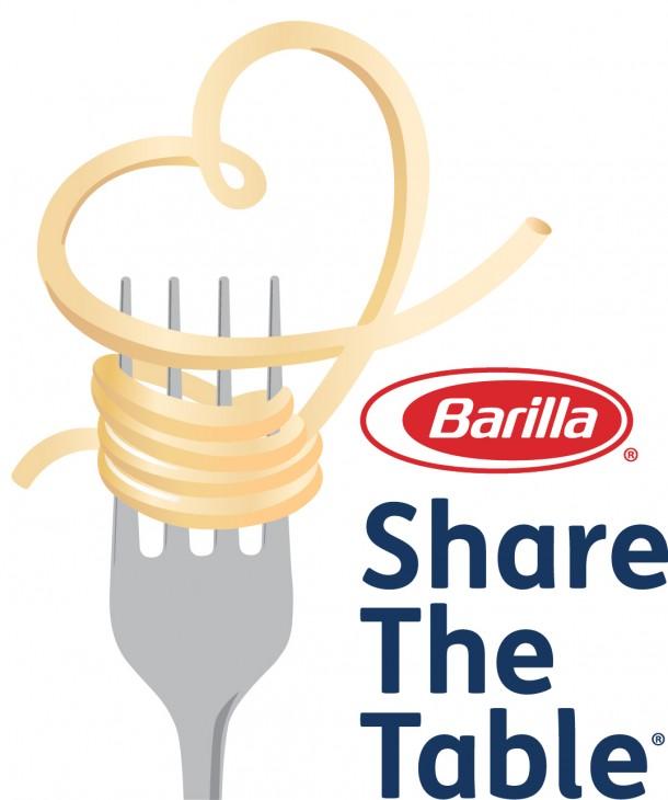 barilla share the table