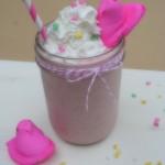 Strawberry Milk Shake Recipe {#EasterIDeas}