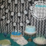 Frozen Themed Party {how-to}