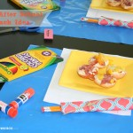 Easy After School Snack Idea {Kid's Snacks}