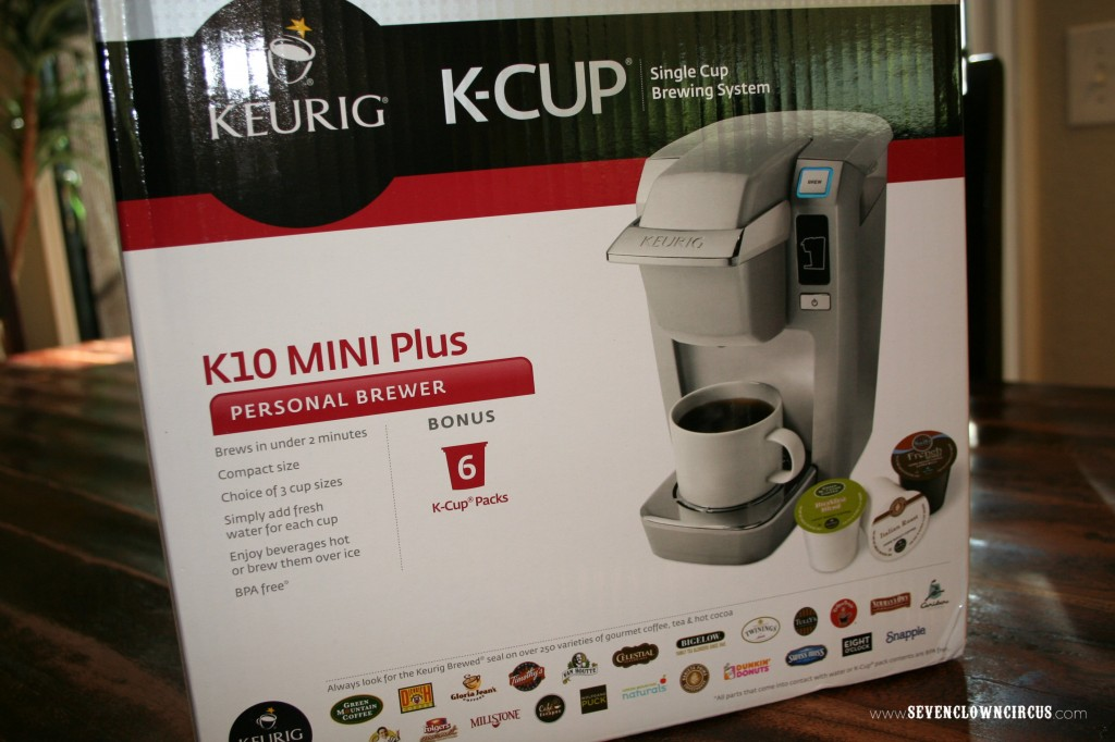 #keurig mini brewer