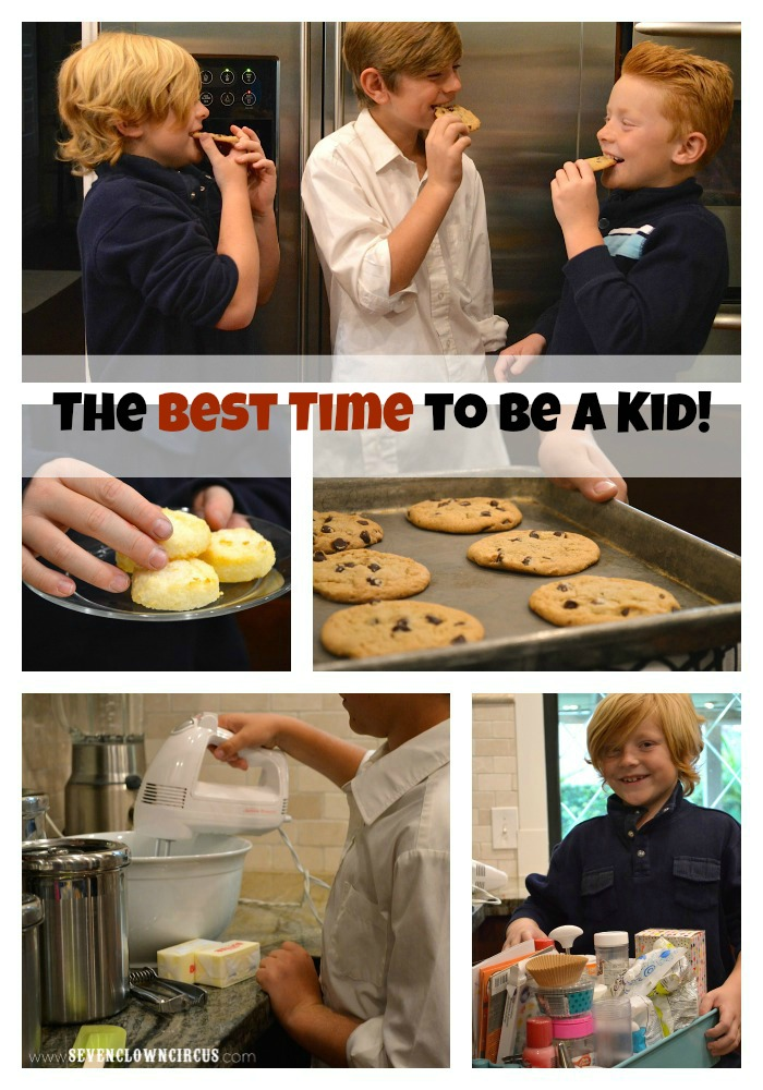 best time to be a kid