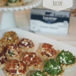 Mini Cheese Ball Recipe + $110 Vons Gift Card {GIVEAWAY}