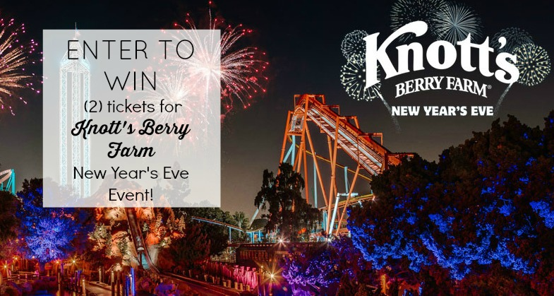 knotts berry farm new years event