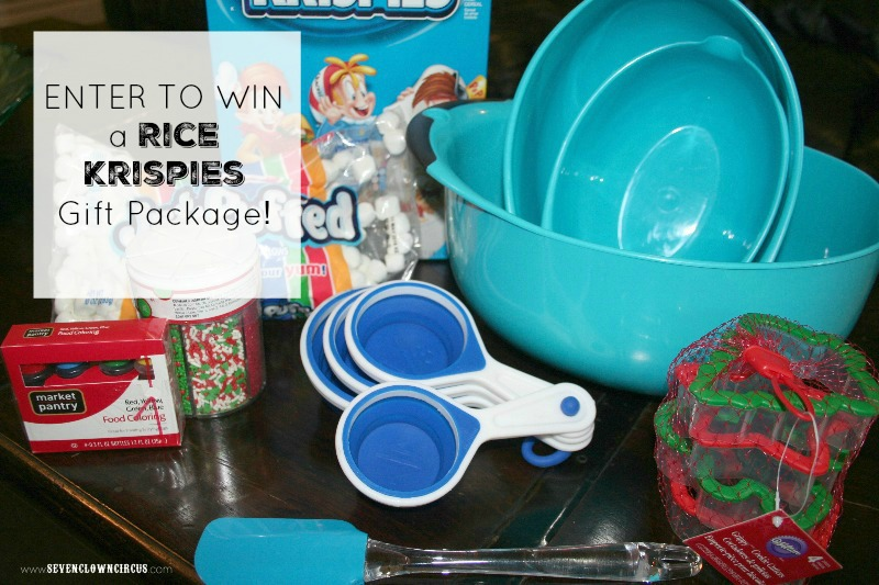 rice krispies giveaway